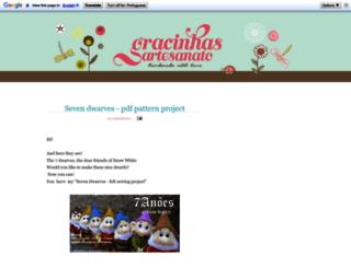 gdores.blogspot.com.br screenshot