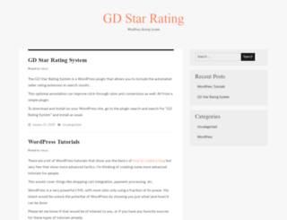 gdstarrating.com screenshot