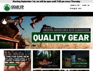 gear-up.com screenshot