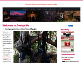 gearophile.com screenshot