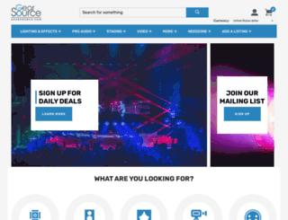 gearsourceeurope.com screenshot