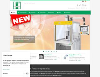 gechter.com screenshot