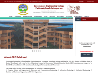 gecskp.ac.in screenshot