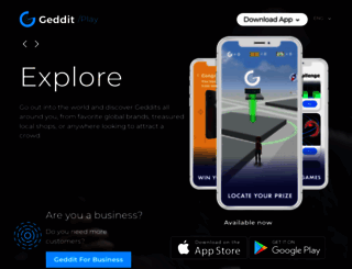 geddit.com screenshot