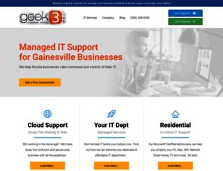 geek3.com screenshot
