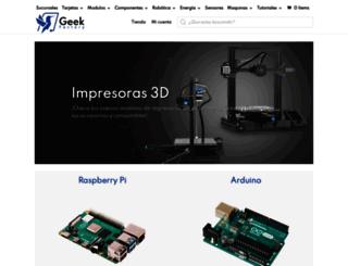geekfactory.mx screenshot