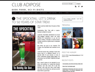 geeksdiet.com screenshot