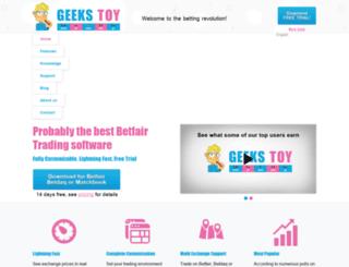 geekstoy.com screenshot