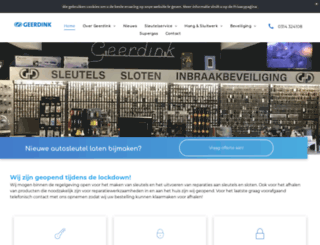 geerdinkbv.nl screenshot