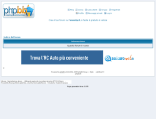 gekolotto.forumup.it screenshot