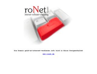 geld-im-internet-verdienen.info screenshot