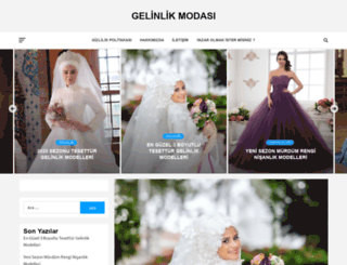 gelinlikmodasi.com screenshot
