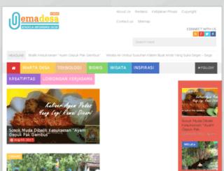 gemadesa.com screenshot