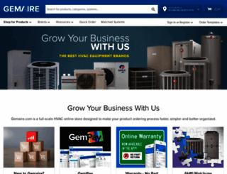 gemaire.com screenshot
