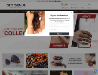 gemavenue.com screenshot
