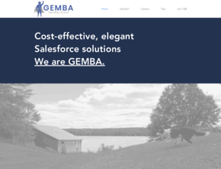 gemba.io screenshot