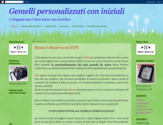 gemellidacamicia.blogspot.com screenshot