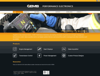 gems.co.uk screenshot