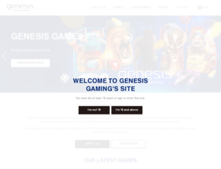 gen-game.com screenshot