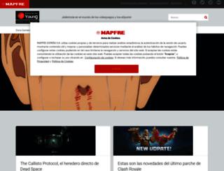 generacionyoung.com screenshot
