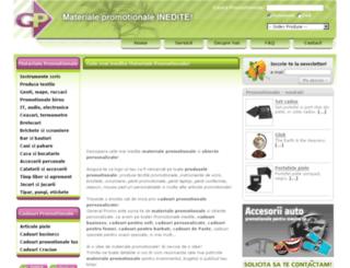generalpromo.ro screenshot