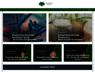generationrescue.org screenshot