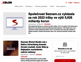 genericcialisprice.sblog.cz screenshot