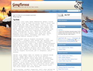gengforeva.blogspot.com screenshot