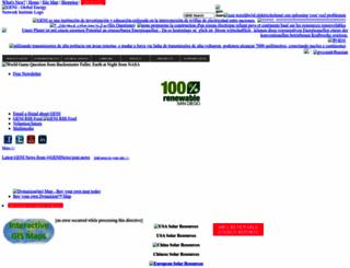 geni.org screenshot