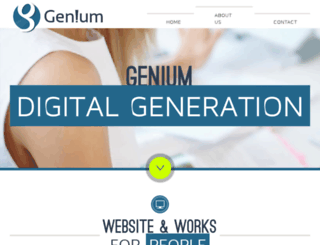 genium.it screenshot