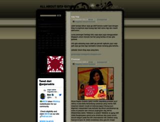 genjor.wordpress.com screenshot