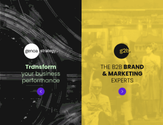 genoablack.com screenshot