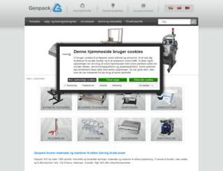 genpack.com screenshot