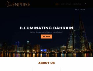 genpriseco.com screenshot