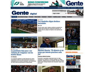 gentedigital.es screenshot