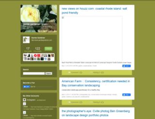 gentlegardener.typepad.com screenshot