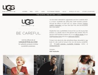 genuineuggs.com screenshot