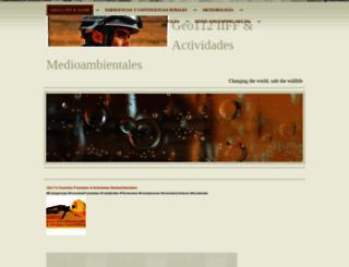 geo112incendiosforestales.com screenshot