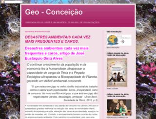 geoconceicao.blogspot.com.br screenshot