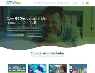 geoeduc.com screenshot