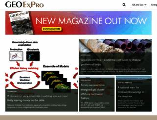 geoexpro.com screenshot