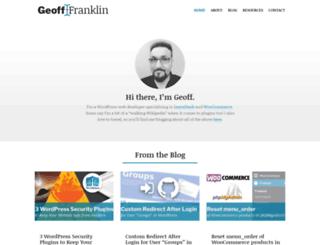 geofff.com screenshot