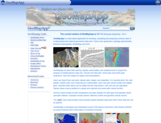 geomapapp.org screenshot