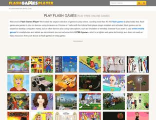geometry-dash-lite.flashgamesplayer.com screenshot