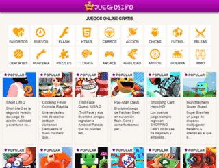 geometry-dash.juegosipo.com screenshot