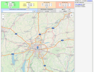 geoplaner.com screenshot