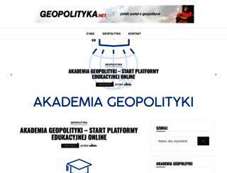 geopolityka.net screenshot