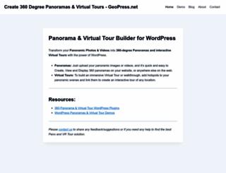 geopress.net screenshot