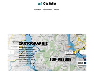 georeflet.com screenshot