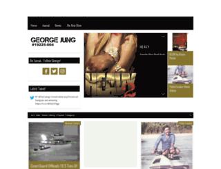 georgejung.com screenshot